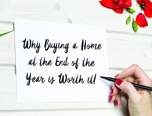 Why Buying a Home at the End of the Year Can Really Pay Off