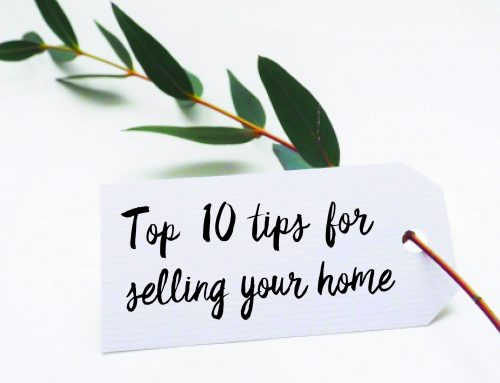 10 tips for selling your home