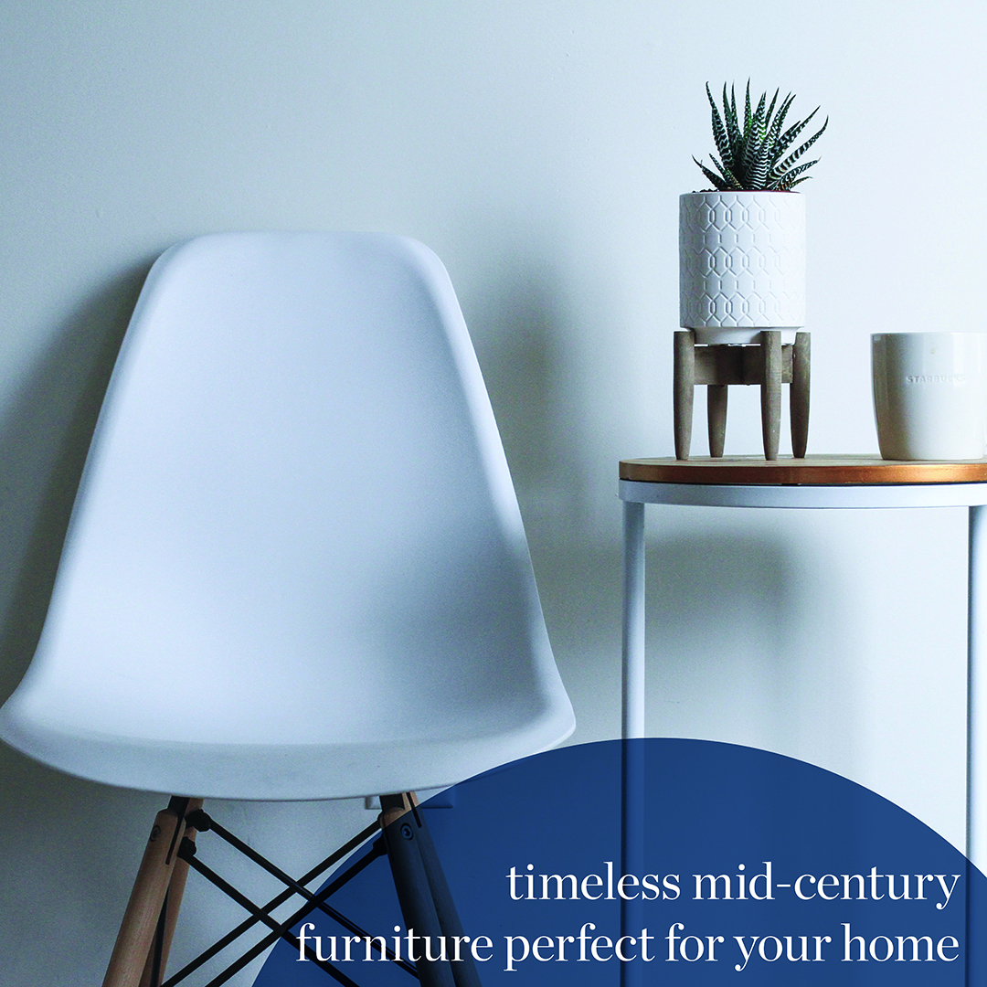 Timeless Midcentury Furniture for Every Home