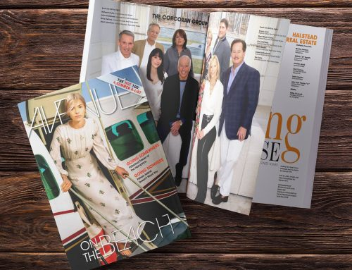 Avenue magazine's latest issue!