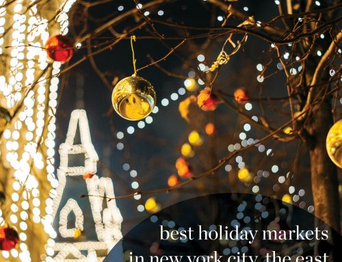 The Best Holiday Markets in New York City, the East End, and South Florida